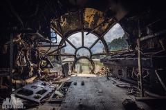 deadinside, urbex, abandoned plane, planes graveyard, dead inside, natalia sobanska, abandoned, airplane, plane graveyard, Airplane Graveyard (1 of 1)