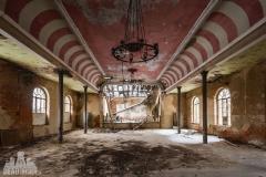 Ballroom Pink, Germany, abandoned, urbex, opuszczone, sala balowa (1 of 4)