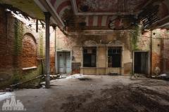 Ballroom Pink, Germany, abandoned, urbex, opuszczone, sala balowa (2 of 4)