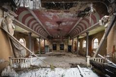 Ballroom Pink, Germany, abandoned, urbex, opuszczone, sala balowa (3 of 4)