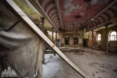 Ballroom Pink, Germany, abandoned, urbex, opuszczone, sala balowa (4 of 4)
