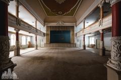 Ballroom Turquise, Germany, abandoned, urbex, opuszczone, sala balowa (2 of 3)