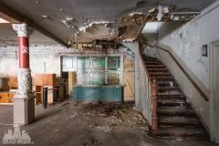 Ballroom Turquise, Germany, abandoned, urbex, opuszczone, sala balowa (3 of 3)