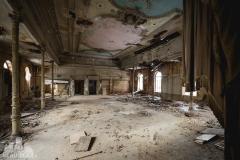 abandoned ballroom, germany, opuszczona sala balowa, urbex, abandoned (2 of 5)