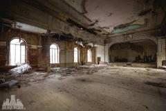 abandoned ballroom, germany, opuszczona sala balowa, urbex, abandoned (3 of 5)