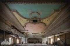 abandoned ballroom, germany, opuszczona sala balowa, urbex, abandoned (4 of 5)