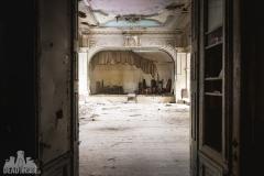 abandoned ballroom, germany, opuszczona sala balowa, urbex, abandoned (5 of 5)