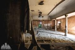 blue ballroom, abandoned ballroom, germany, opuszczona sala balowa, urbex, abandoned (10 of 11)