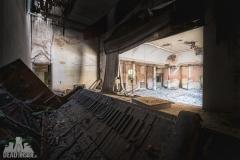 blue ballroom, abandoned ballroom, germany, opuszczona sala balowa, urbex, abandoned (11 of 11)
