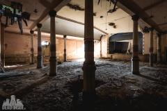 blue ballroom, abandoned ballroom, germany, opuszczona sala balowa, urbex, abandoned (2 of 11)