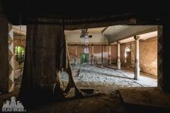 blue ballroom, abandoned ballroom, germany, opuszczona sala balowa, urbex, abandoned (9 of 11)