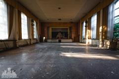 brown  ballroom, urbex, abandoned ballroom, germany, opuszczona sala balowa, urbex, abandoned, opuszczone (1 of 1)