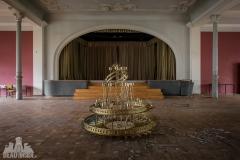 golden ballroom, abandoned ballroom, germany, opuszczona sala balowa, urbex, abandoned (5 of 5)