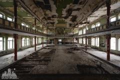 reen ballroom, abandoned ballroom, germany, opuszczona sala balowa, urbex, abandoned (1 of 2)