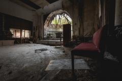 trashed  ballroom, urbex, abandoned ballroom, germany, opuszczona sala balowa, urbex, abandoned, opuszczone (2 of 3)