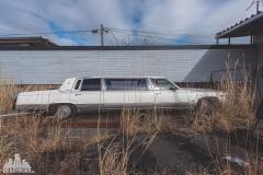 deadinside, urbex, dead inside, natalia sobanska, abandoned, abandoned car shop, impala, lincoln, mercedes, fukushima exclusion zone, abandoned Japan, Haikyo, (11 of 20)