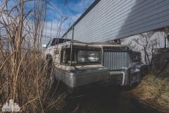 deadinside, urbex, dead inside, natalia sobanska, abandoned, abandoned car shop, impala, lincoln, mercedes, fukushima exclusion zone, abandoned Japan, Haikyo, (12 of 20)