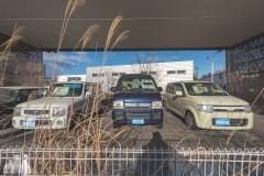 deadinside, urbex, dead inside, natalia sobanska, abandoned, abandoned car shop, impala, lincoln, mercedes, fukushima exclusion zone, abandoned Japan, Haikyo, (16 of 20)