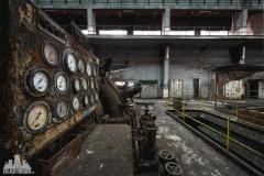 deadinside, urbex, dead inside, natalia sobanska, abandoned power plant Italy, decay, opuszczone (9 of 52)