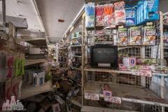 deadinside, urbex, exclusion zone, japan, dead inside, natalia sobanska, abandoned,fukushima exclusione zone,fukushima, supermarket (12 of 15)