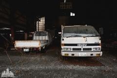 deadinside, urbex, dead inside, natalia sobanska, abandoned, abandoned garage, fukushima exclusion zone, abandoned Japan, Haikyo, (7 of 7)