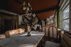 Abandoned gueast house, Germany, urbex, abandoned places, natalia sobanska,dead inside, deadinside, opuszczone miejsca (3 of 6)