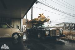 deadinside, urbex, dead inside, natalia sobanska, abandoned, abandoned car shop, fukushima excusion zone, abandoned Japan, Haikyo (5 of 5)