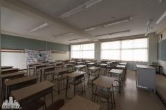 deadinside, urbex, dead inside, natalia sobanska, abandoned, abandoned high school, fukushima excusion zone, abandoned Japan, Haikyo (3 of 9)