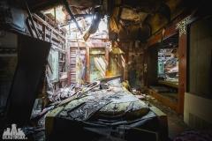 deadinside, urbex, dead inside, natalia sobanska, abandoned, abandoned sex hotel, furin hotel, love hotel, abandoned Japan, Haikyo (2 of 13)