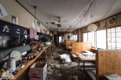 deadinside, urbex, dead inside, natalia sobanska, abandoned, abandonedrestaurant, fukushima exclusion zone, abandoned Japan, Haikyo (1 of 4)
