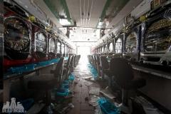 Fukushima exclusion zone, strefa wykluczenia, japan, japonia, abandoned, opuszczone, pachinko, saloon, games room, abandoned, urbexm abandoned japan, japonia-1