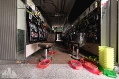 Fukushima exclusion zone, strefa wykluczenia, japan, japonia, abandoned, opuszczone, pachinko, saloon, games room, abandoned, urbexm abandoned japan, japonia-6