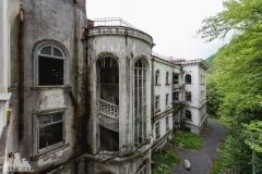 deadinside, urbex, dead inside, natalia sobanska, abandoned, abandoned sanatorium Abkhazia, opuszczone (10 of 32)
