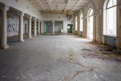 deadinside, urbex, dead inside, natalia sobanska, abandoned, abandoned sanatorium Abkhazia, opuszczone (20 of 32)