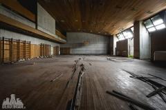 abandoned political school, Croatia, Tito, Joseph Fritz, opuszczona szkoła polityczna, Chorwacja, urbex, lost-3
