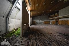 abandoned political school, Croatia, Tito, Joseph Fritz, opuszczona szkoła polityczna, Chorwacja, urbex, lost-5