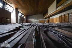 abandoned political school, Croatia, Tito, Joseph Fritz, opuszczona szkoła polityczna, Chorwacja, urbex, lost-6