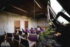 abandoned political school, Croatia, Tito, Joseph Fritz, opuszczona szkoła polityczna, Chorwacja, urbex, lost, moss-4