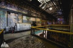 deadinside, urbex, dead inside, natalia sobanska, abandoned powert plant, ec szombierki, opuszczona elektrociepłownia, opuszczona elektrownia, Poland, Bytom (11 of 45)