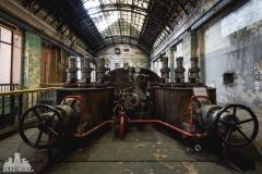 deadinside, urbex, dead inside, natalia sobanska, abandoned powert plant, ec szombierki, opuszczona elektrociepłownia, opuszczona elektrownia, Poland, Bytom (12 of 45)