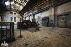 deadinside, urbex, dead inside, natalia sobanska, abandoned powert plant, ec szombierki, opuszczona elektrociepłownia, opuszczona elektrownia, Poland, Bytom (2 of 45)