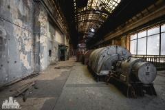 deadinside, urbex, dead inside, natalia sobanska, abandoned powert plant, ec szombierki, opuszczona elektrociepłownia, opuszczona elektrownia, Poland, Bytom (7 of 45)