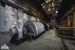 deadinside, urbex, dead inside, natalia sobanska, abandoned powert plant, ec szombierki, opuszczona elektrociepłownia, opuszczona elektrownia, Poland, Bytom (8 of 45)