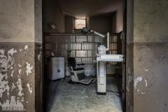 deadinside, urbex, ospedale, maniacomo, hospital, dead inside, natalia sobanska, abandoned, hospital rosetti, opuszczony szpital, opuszczone (14 of 37)