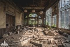 deadinside, urbex, dead inside, natalia sobanska, abandoned, Kupari, abandoned villa, Italy, abandoned Italy, villa drapp (1 of 16)