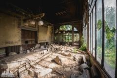 deadinside, urbex, dead inside, natalia sobanska, abandoned, Kupari, abandoned villa, Italy, abandoned Italy, villa drapp (2 of 16)