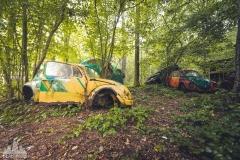 deadinside-urbex-dead-inside-natalia-sobanska-abandoned-abandoned-beetle-car-graveyard-Belgium-8-of-14