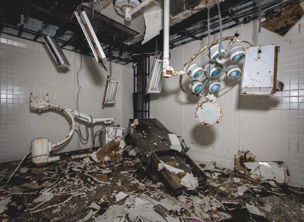 underground hospital kinmen